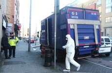 Gardaí investigating attempted theft from cash-in-transit van in Clongriffin today