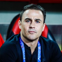 Italy legend Cannavaro severely reprimanded in China