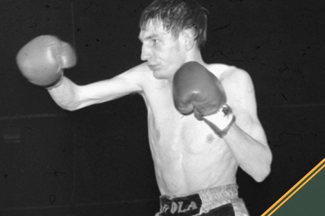 Hugh McIlvanney's report on the tragic boxer Johnny Owen was chosen for discussion by McRae.