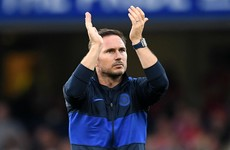 Lampard 'very happy' with Chelsea squad as transfer ban appeal date is set
