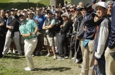 US Open: McDowell best positioned in chasing pack