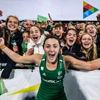 Ireland hockey star played with broken bone in her wrist in Olympic qualifier win