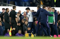 Son Heung-min's red card overturned after challenge that led to horrific Gomes injury