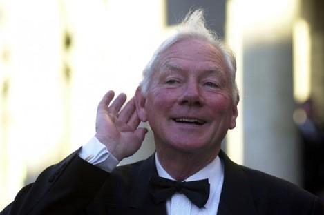 Gay Byrne died yesterday aged 85.