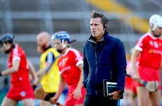 'I had made up my mind to go this year' - Cork boss driven by All-Ireland semi loss to stay for ninth season