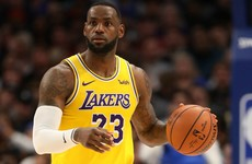 LeBron's third straight triple-double helps Lakers to continue streak with 19-point comeback