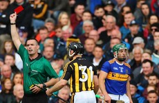 Suspension upheld for Kilkenny's Hogan after All-Ireland final red card
