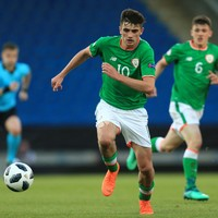 Stephen Kenny 'absolutely delighted' for Troy Parrott, but hints he could return to U21s