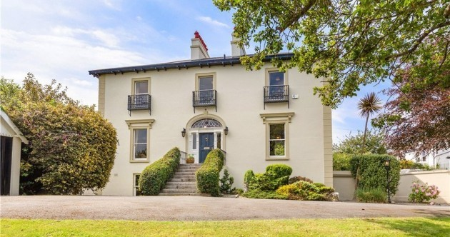 Victorian splendour with five bedrooms and Dalkey Island views - yours for €3m