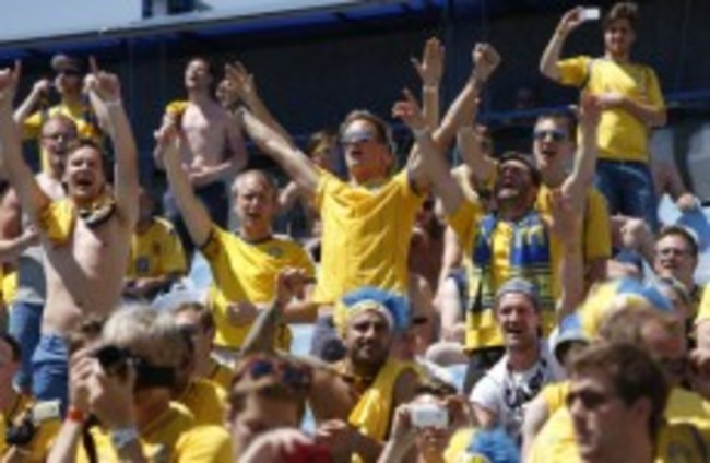 LIVE: Euro 2012, day 8