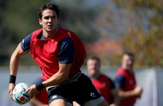 Van Graan hopes to see Carbery back by Christmas, but won't rush another return for the 10