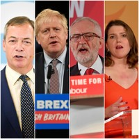 What are the Brexit stances of the main British parties?