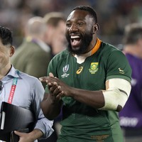 South Africa great 'The Beast' retires from international rugby after World Cup triumph