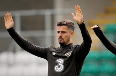 Dundalk and Shamrock Rovers eye move for Ireland U21 star