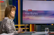 Sky News' Kay Burley goes viral after 'empty chairing' Tory MP who denies he agreed to go on