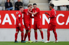 Ireland U19 midfielder Johansson bags two goals for Bayern in Uefa Youth League