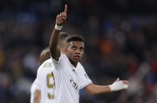 18-year-old starlet makes history as Real Madrid put six past Galatasaray