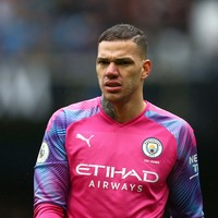 Guardiola unsure on Ederson's fitness ahead of Liverpool clash
