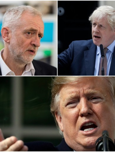 Explainer: Corbyn says Johnson plans to 'sell out' the NHS to Trump - but what does that actually mean?