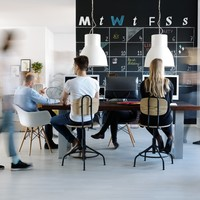 New office players have changed the property game, the industry is turning to tech to keep pace