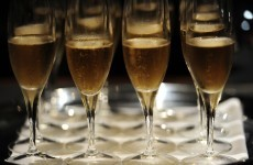 5,400 bottles of champagne stolen at French port