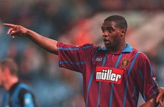Police officer charged with murder of ex-Aston Villa striker Dalian Atkinson