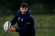 Deegan slips into his favourite position as Leinster face toughest test of young season