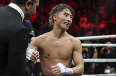 Bloodied 'Monster' Inoue overcomes legend Donaire in modern classic