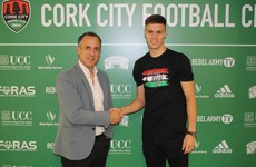 Cork City announce Coleman signing as departures confirmed