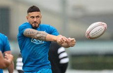 Williams confirms switch to rugby league side Toronto Wolfpack