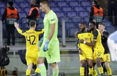 Late goal hands Celtic dramatic Europa League win away to Lazio
