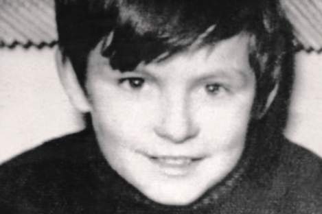 Tony Diamond (12) was shot and killed accidentally while playing with a gun.
