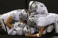Raiders edge Chargers in thriller as Rivers struggles