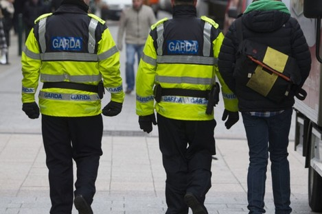 Gardaí could soon be wearing body cams while on the beat.