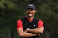 US captain Woods chooses Woods to play in Presidents Cup