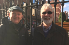 'I grew up with him in a sense': Fans outside Pro Cathedral pay tribute to Gaybo
