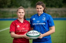 Leinster and Meath football starlet set for Ireland debut as Griggs names XV to face Wales