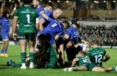 As it happened: Connacht v Leinster, Pro14