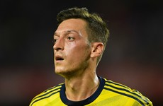 Man jailed for 10 years for attempted robbery of Arsenal duo Ozil and Kolasinac
