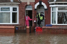 UK woman's body recovered from floodwater as one month's rain falls in 24 hours
