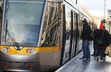Parts of Luas Red Line service reopen following suspension due to 'technical problem'