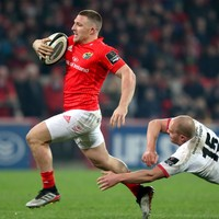 Conway scorches in to ensure Munster edge tight inter-pro against Ulster