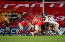 As it happened: Munster v Ulster, Pro14