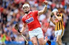 Horgan to captain Cork senior hurling side next season