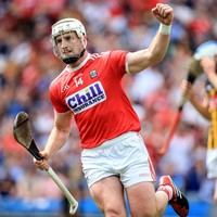 Horgan to captain Cork senior hurling side next season