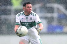 Rogers sends Portlaoise through on penalties, while Garrycastle and Eire Og also advance in Leinster