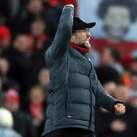 Liverpool strike huge blow in the title race with Anfield win over Manchester City