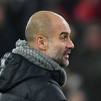 'Today we showed why we are the champions' - Guardiola defiant after Anfield defeat