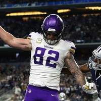 Rudolph's outrageous one-handed catch helps sink Cowboys, Packers and Steelers also win