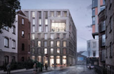 UK company outlines plans for new hotel and co-living development in Dublin's Liberties